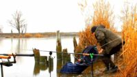 Зимний флэт фидер на реке - Дневник рыболова
