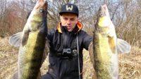 Речка Рось преподносит сюрпризы - Клуб рыбаков
