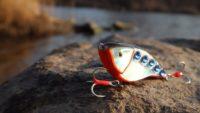 Стразный джеркбейт на щуку  — Самодельная рыбалка