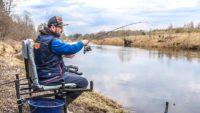 Фидер на малой реке — Рыболовный дневник