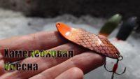 Покраска самодельных блесен - Самодельная рыбалка