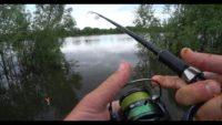 Рыбалка на фидер в середине мая - Рыбалка 62
