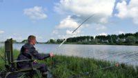 Ловля карася на маховую удочку - Рыбалка 68