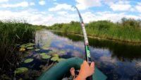 Щука на поплавок летом — Рыбалка на реке