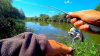 Поймал запрещенную рыбу на спиннинг - Павел Теплов