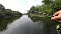 Природа дикой реки - Рыбалка 68