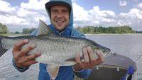 Рыбалка с лодки на реке Днепр - Туристории