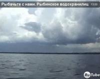 """Видео """"Рыбачьте с нами"""" - Рыбинское водохранилище. Окунь, щука."""