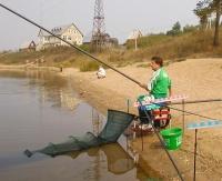 Хранение рыбы в садках