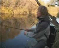 """Видео """"Клёвое место"""" - Река донского бассейна - Чир. Щука, окунь"""