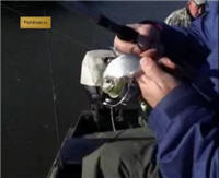 Видео «Рыбачьте с нами» — Дельта Волги. Ловля щуки на живца