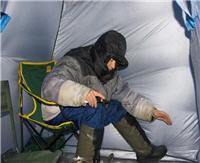 Зимний инвентарь рыболова