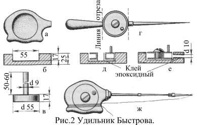 Удильник Быстрова