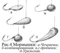 Мормышки