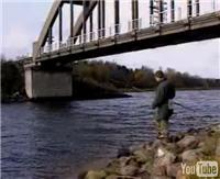 """Видео """"Диалоги о рыбалке"""" - Подмосковье, река Нерль. Плотва"""