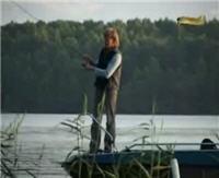Видео «Клёвое место» — Иваньковское водохранилище. Ловля с лодки
