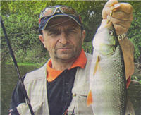 Ловля голавля в Липецкой области