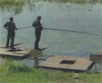 Вести с водоемов Подмосковья — Июнь 2011