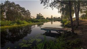 лучшие места для рыбалки на клязьме